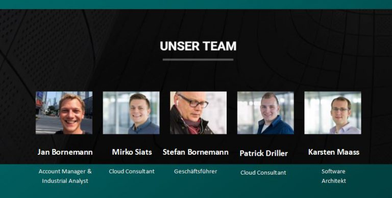 Unser neues Team für digitales CRM-Change Leadership-Consulting